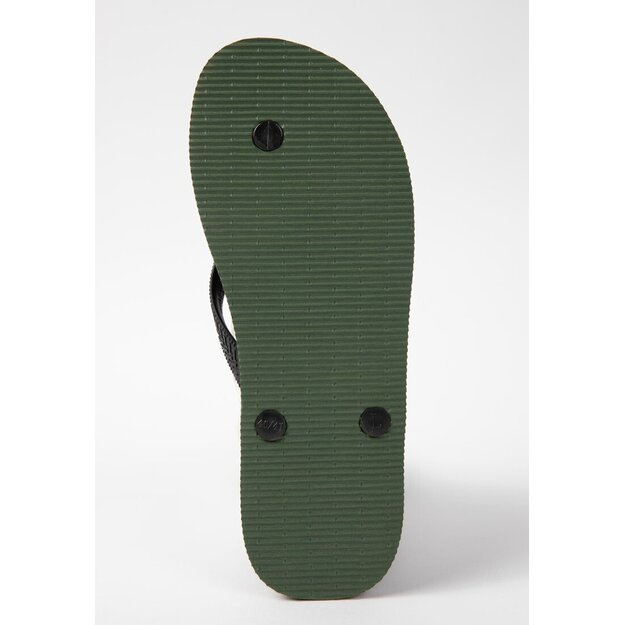 Gorilla Wear Kokomo Flip-Flops - Army Green