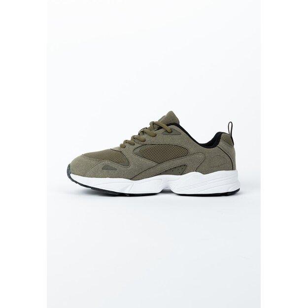 Gorilla Wear Newport Sneakers - Army Green