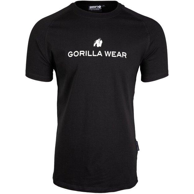 Gorilla Wear Davis T-Shirt - Black