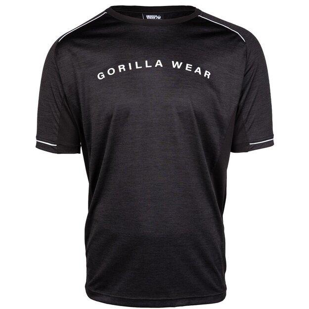 Gorilla Wear Fremont T-Shirt - Black/White