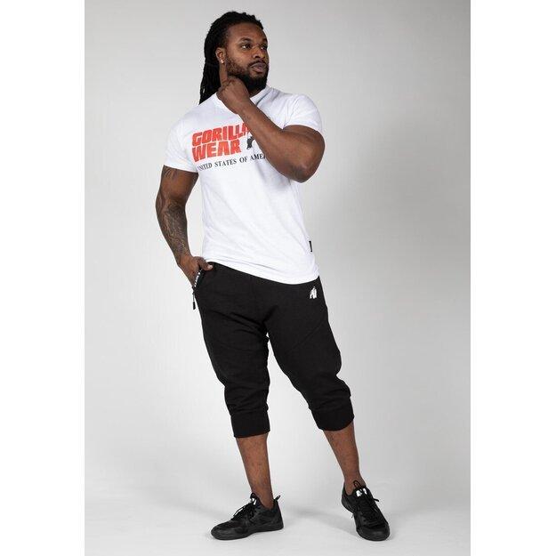 Gorilla Wear Knoxville 3/4 Sweatpants - Black