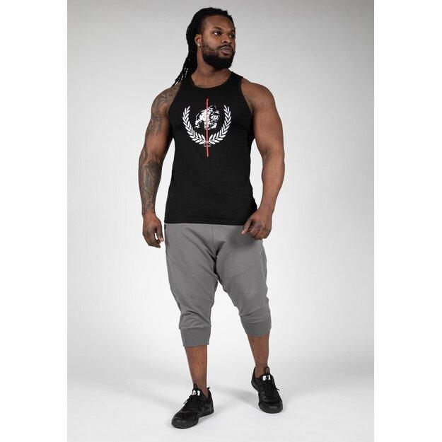 Gorilla Wear Knoxville 3/4 Sweatpants - Gray