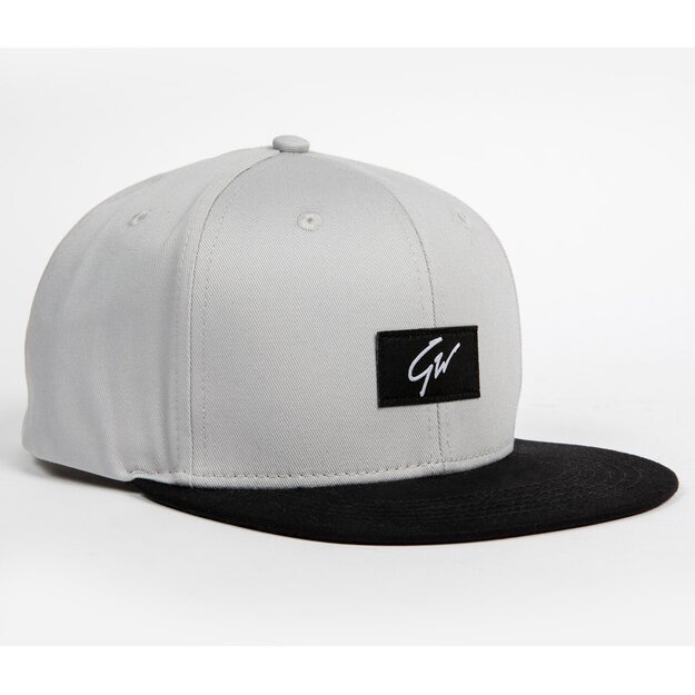Gorilla Wear Ontario Snapback Cap - Gray/Black