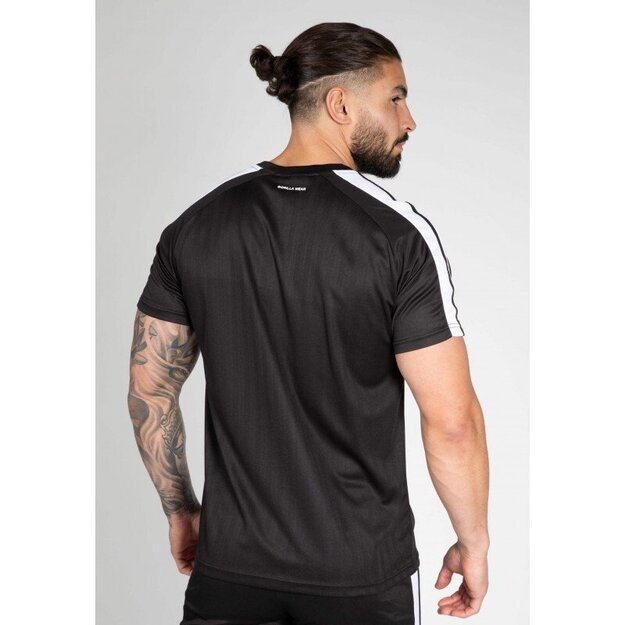 Gorilla Wear Stratford T-shirt - black training T-shirt