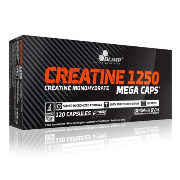 Olimp Creatine 1250 mega 120 kaps