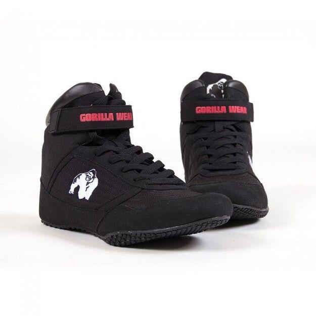 Gorilla Wear High Tops juodi