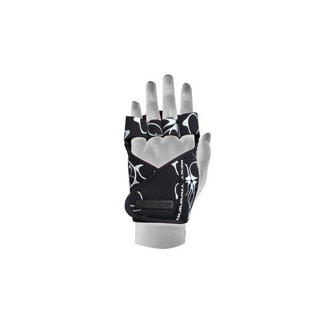 Chiba Lady Motivation Gloves Black/White