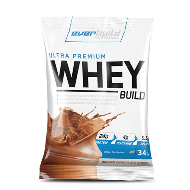Everbuild Nutrition  Ultra Premium Whey Build 1 porc