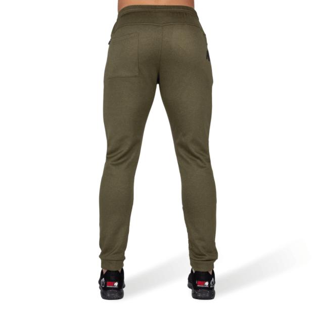 Gorilla Wear Bridgeport Jogger - Army Green