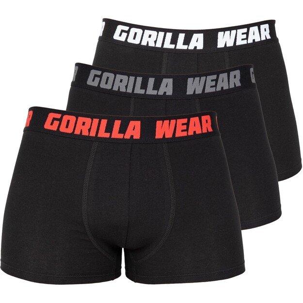 Gorilla Wear 3 vnt trumpikės