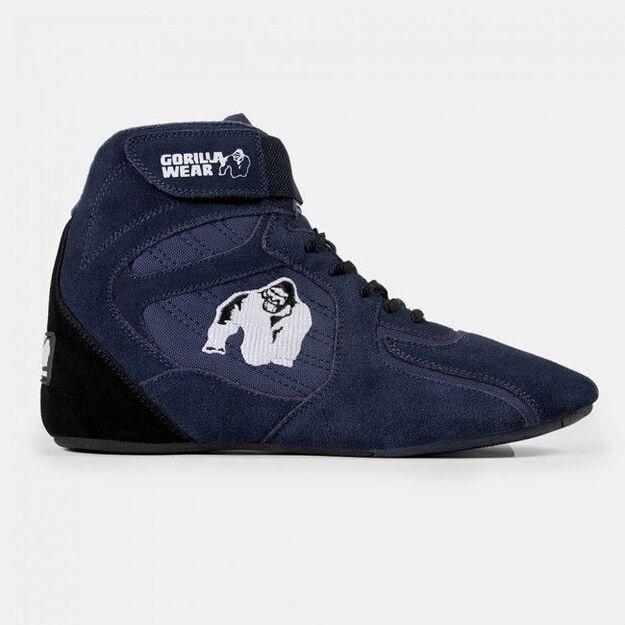 Gorilla Wear Chicago High Tops - Navy