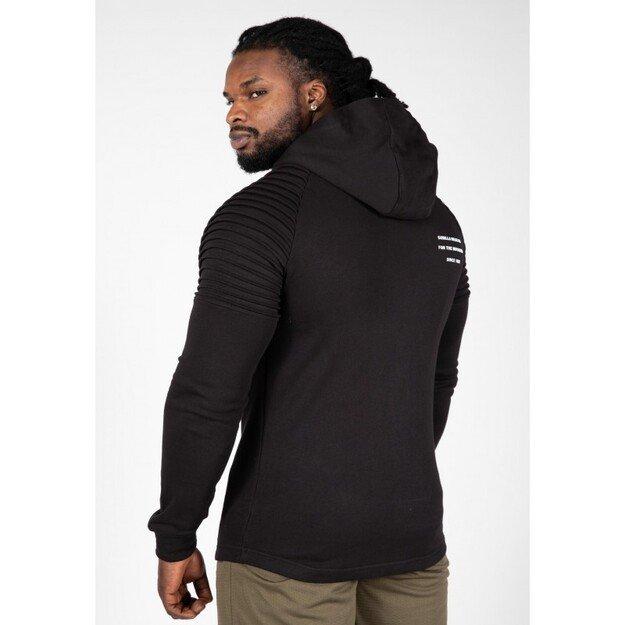 Gorilla Wear Delta Hoodie - Black