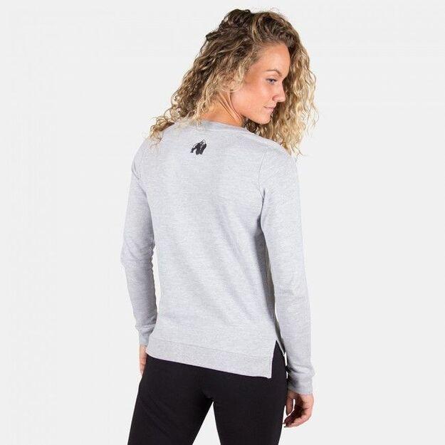 Gorilla Wear Riviera Sweatshirt - Light Gray