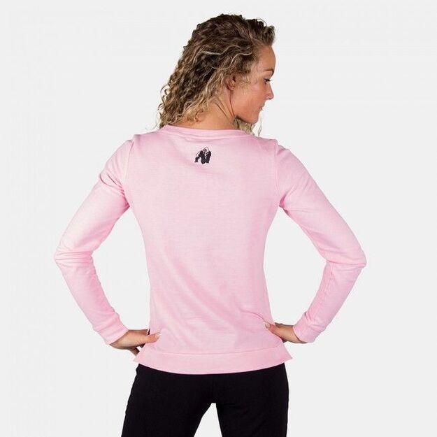 Gorilla Wear Riviera Sweatshirt - Light Pink