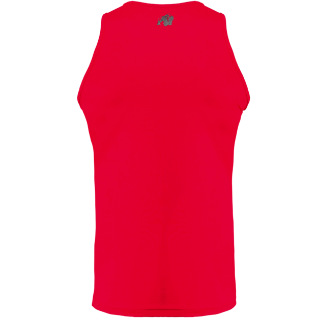 Gorilla Wear Rock Hill Tank Top - Red