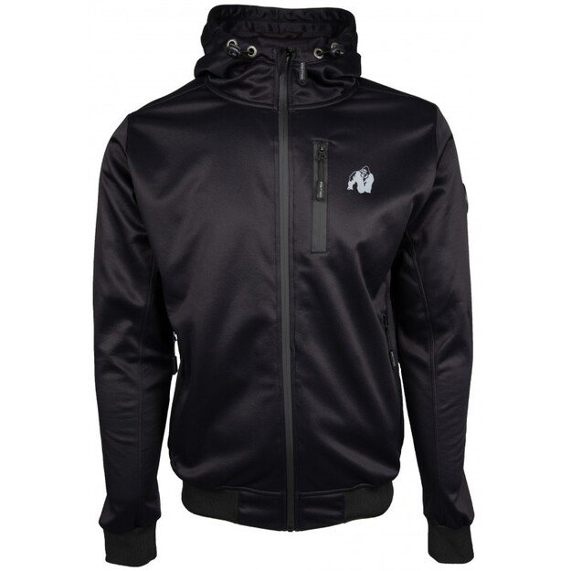 Gorilla Wear Glendale Softshell Jacket Black