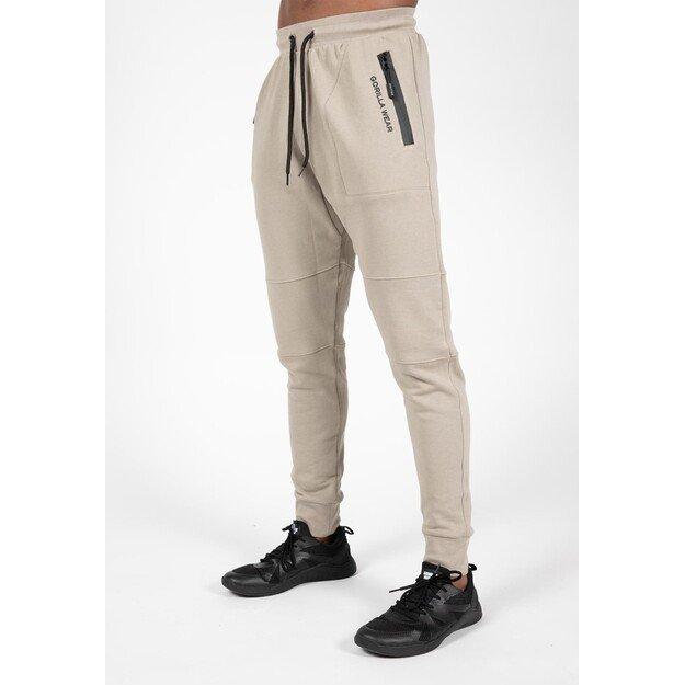 Gorilla Wear Newark Pants - Beige