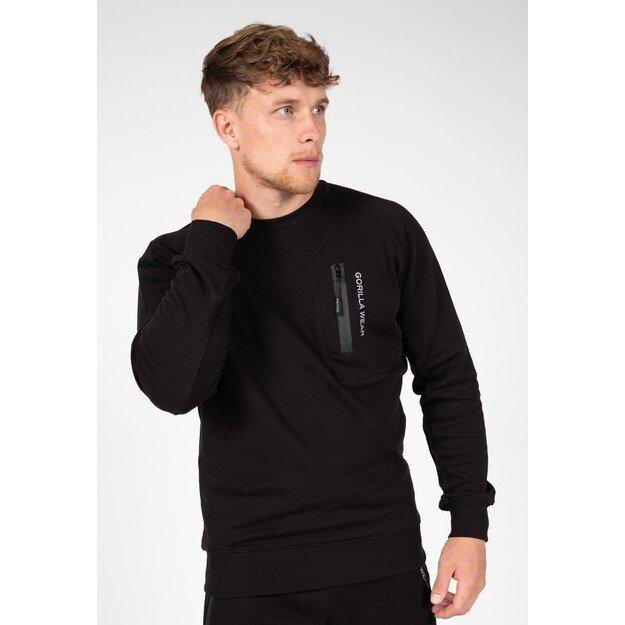 Gorilla Wear Newark Sweater - Black