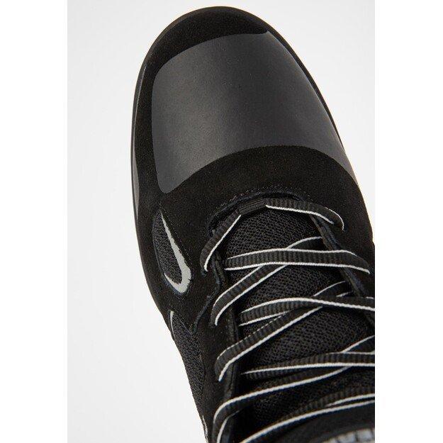 Gorilla Wear Troy High Tops - Black/Gray