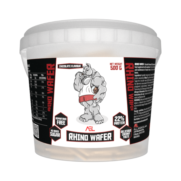 All Sports Labs Protein Wafer 500g